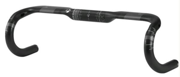 Bontrager XXX Aero VR-CF 31.8mm Clamp Roadbar Handlebar