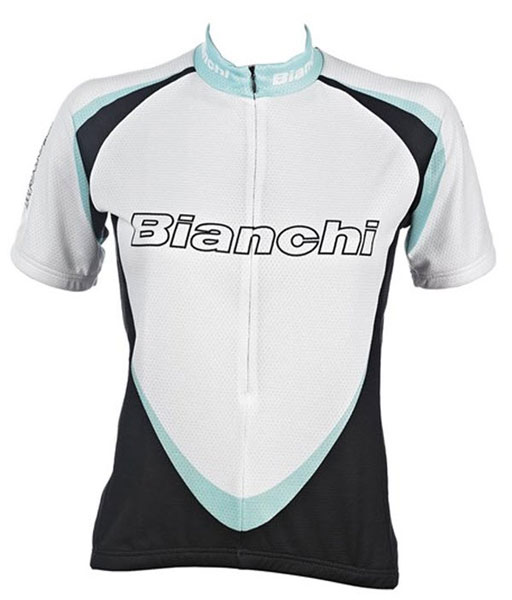 Bianchi S/S Sport Jersey Woman